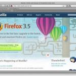 Firefox 3.5 released