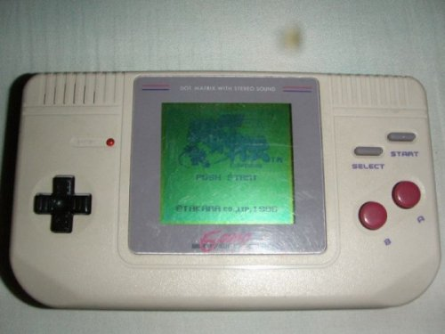 Horizontal Game Boy Clone