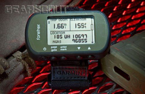 New Garmin Foretrex 401