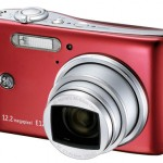 GE announces new touchscreen digital camera