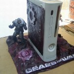 Gears of War Xbox case mod