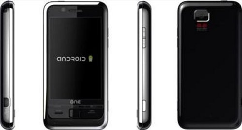 GeeksPhone launches The One Android Phone