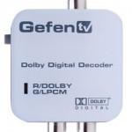 Gefen Unveils 5.1 Surround-to-Stereo Signal Converter