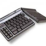 Goldtouch Go! Keyboard folds in half
