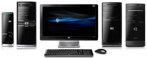 HP announces new Pavilion, Elite, Slimline & Compaq Presario desktops