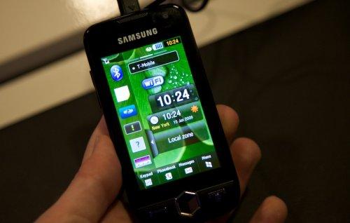 Samsung Jet with 800 MHz processor