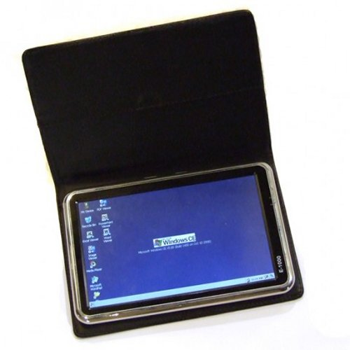 Jointech JE100 ebook reader with 7-inch touchscreen