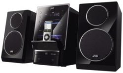 JVC UX-LP5 Hi-Fi now available with iPod dock
