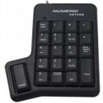 Numeric Keypad with a Spacebar