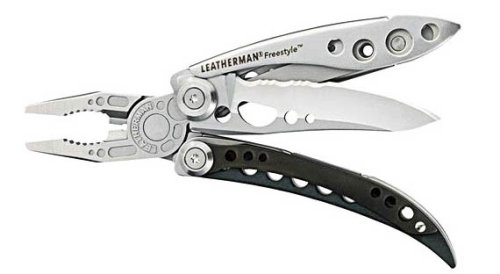 Leatherman Freestyle Tool looks deadly, is useful