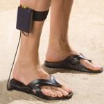 Metal Detecting Sandals