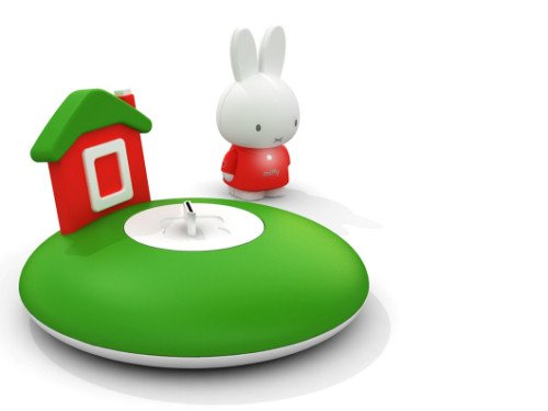 Miffy bunny DAP with adorable dock