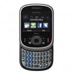 Motorola Karma QA1 with Facebook and MySpace