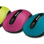 Microsoft intros Wireless Mobile Mouse 4000