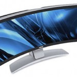 Crazy NEC CRV43 curved monitor coming soon, crazily priced at $7,999