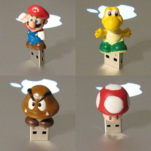 Super Mario World USB drives