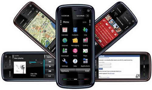 Rogers releases Nokia 5800 XpressMusic