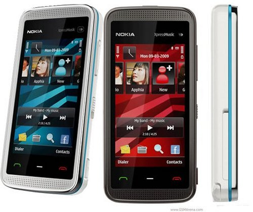 Nokia 5530 XpressMusic revealed