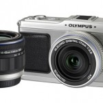 Olympus E-P1 camera unveiled