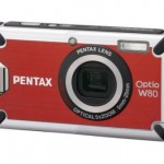 Pentax's Optio W80 is tough