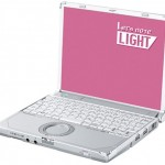 Panasonic Lets Note Light 10.4-inch laptop with SSD
