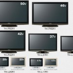 Panasonic Viera R series LCD TVs come with 500GB HDD