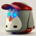 Cute Penguin robot wants to be your Facebook companion