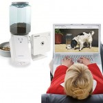 Remote Pet Feeding Camera Kit For Spying On Fido