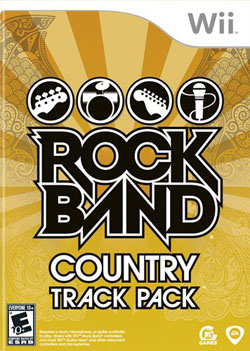 Harmonix announces Rock Band Country Track Pack