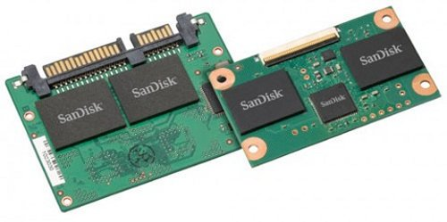 SanDisk pSSD P2 and S2 netbook drives now shipping