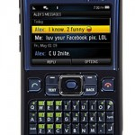 Sprint gets Sanyo SCP-2700 entry-level texting handset