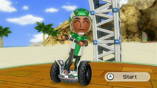 Segway and Nintendo team up on Wii Fit Plus game