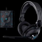 Razer Megalodon headphones with 7.1 surround