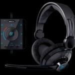 Razer Megalodon headphones with 7.1 surround