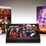 Tekken 6 wireless arcade sticks revealed