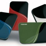 Toshiba outs updated portable Hard Drives