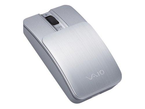 Sony's aluminum VGP-BMS10 Bluetooth laser mouse
