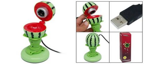 Fruit USB Webcams