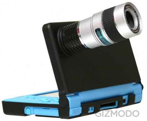 Nyko Zoom Case for Nintendo DSi