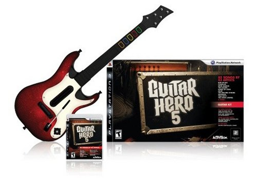 Guitar Hero 5 axe