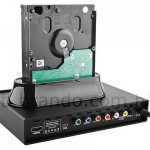 Brando HD Media Player Docking Station does multi-format 1080p
