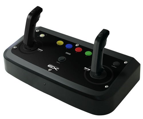 $300 dollar dual joysticks re-designed
