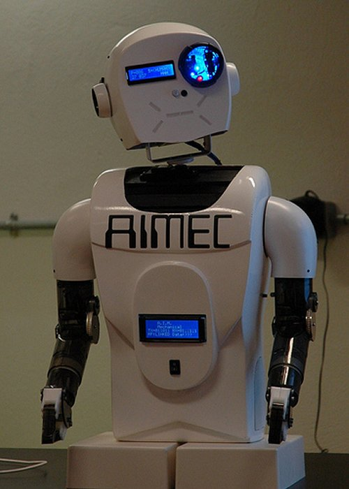 Botropolis: This week in robots
