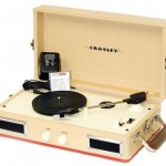 CROSLEY CR 40 Mini Turntable is small but powerful