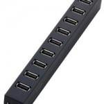 Elecom 10-Port USB hub