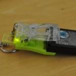 Energizer USB clip charges DSLR batteries via USB