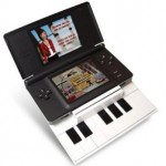 Easy Piano adds a keyboard to the DS Lite