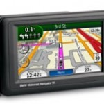 Garmin and BMW unveil new motorcycle GPS device