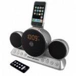 iHome Harley Davidson Headlight Stereo Speaker System