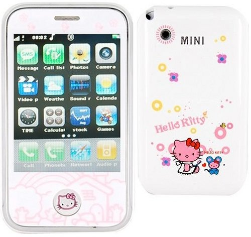 Hello Kitty iPhone Knockoff